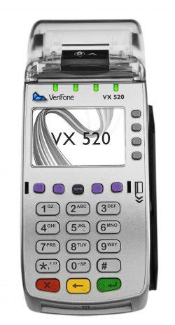 VeriFone VX 520